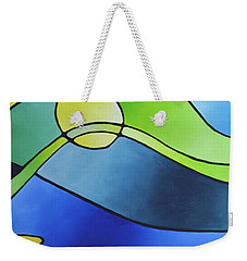 Sailing Away, Canvas Three Weekender Tote Bag
