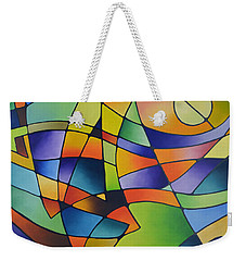 Sailing Away, Canvas Two Weekender Tote Bag