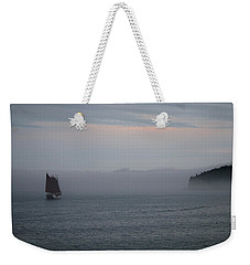 Sailing Away On Margaret Todd Weekender Tote Bag
