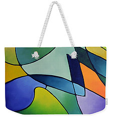 Sailing Away, Canvas One Weekender Tote Bag
