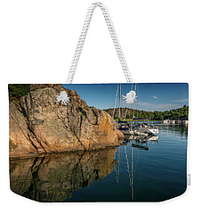 Sailing In Sweden Weekender Tote Bag