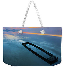 Sailing In The Sky Weekender Tote Bag