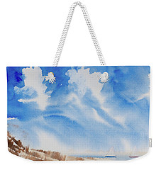 Fine Coastal Cruising Weekender Tote Bag