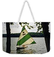 Sailing On Lake Dunmore No. 1 Weekender Tote Bag