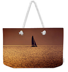 Sailing Weekender Tote Bag by Steven Sparks