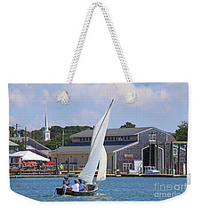 Sailing The Dorothy Weekender Tote Bag