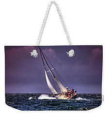 Sailing To Nantucket 001 Weekender Tote Bag