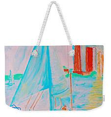 Sailing Toronto, Canada Weekender Tote Bag