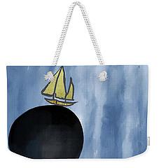 Sailing Your Dreams Weekender Tote Bag