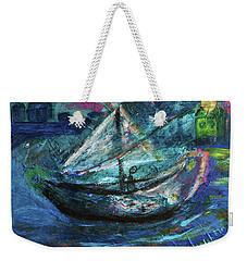 Sailor Going Home Weekender Tote Bag