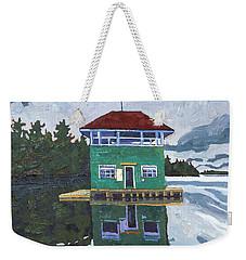 Sailors Club House Weekender Tote Bag