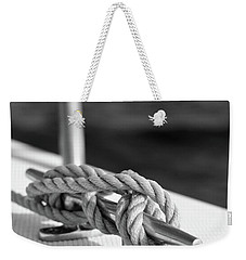 Sailor's Knot Square Weekender Tote Bag