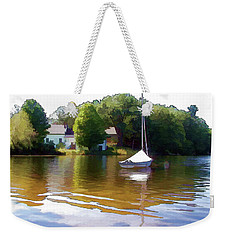 Sailor's Rest Weekender Tote Bag by Betsy Zimmerli