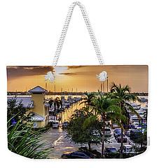 Sailor's Return Weekender Tote Bag