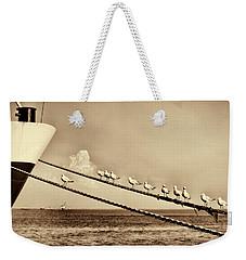 Sailors V2 Weekender Tote Bag by Douglas Barnard