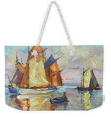 Sails 1 Weekender Tote Bag by Irek Szelag