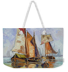 Sails 7 Weekender Tote Bag by Irek Szelag