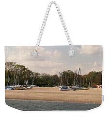 Sails Ashore Weekender Tote Bag
