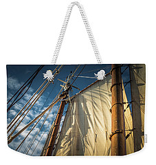 Sails In The Breeze Weekender Tote Bag