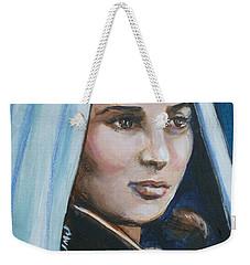 Saint Bernadette Soubirous Weekender Tote Bag