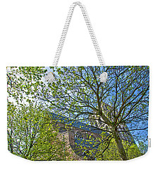 Saint Catharine's Church In Brielle Weekender Tote Bag