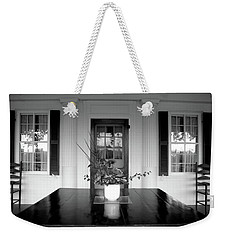 Saint Gaudens Porch Weekender Tote Bag