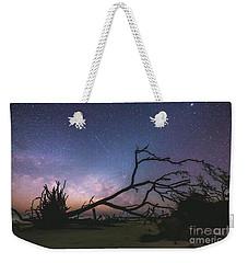 Saint Helena Milky Weekender Tote Bag