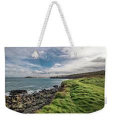 Saint Ives Weekender Tote Bag