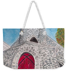 Saint James Episcopal Church Weekender Tote Bag
