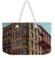 Saint John Water Street Weekender Tote Bag