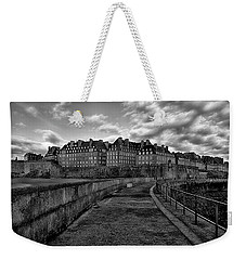Saint Malo, France Weekender Tote Bag