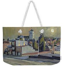 Saint Martin Basilique Liege Weekender Tote Bag