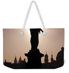 Saint Weekender Tote Bag