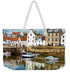 Saint Monans Weekender Tote Bag by MaryJane Armstrong