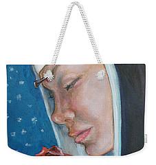 Saint Rita Of Cascia Weekender Tote Bag