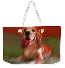 Saint Shaggy Art Photograph 21 Weekender Tote Bag