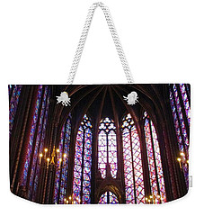 Sainte-chapelle Weekender Tote Bag