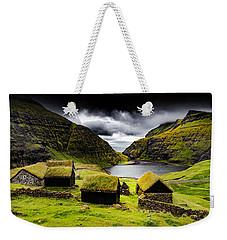 Saksun Vision Weekender Tote Bag