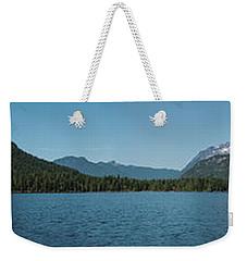 Salisbury Lake Weekender Tote Bag by Rod Wiens