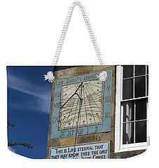 Salisbury Sundial Weekender Tote Bag