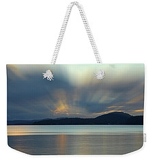 Salish Sea Sunrise - 365-350 Weekender Tote Bag