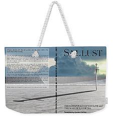 Sallust Cover Weekender Tote Bag