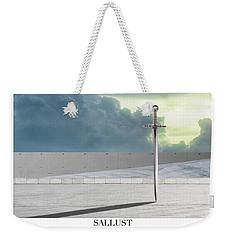 Sallust  Weekender Tote Bag