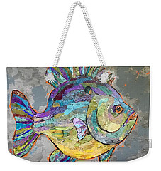 Sally Sunfish Weekender Tote Bag