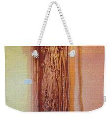 Weekender Tote Bag featuring the sculpture Salome by Bernard Goodman