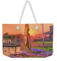 Sailor's Rest Weekender Tote Bag