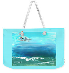 Salt Air Weekender Tote Bag