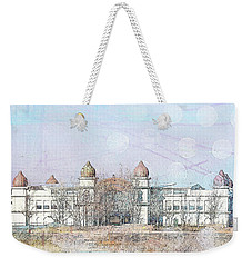 Salt Air Weekender Tote Bag by Cynthia Powell