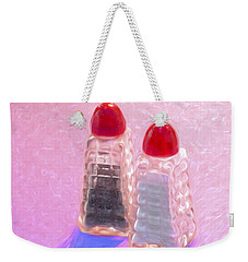 Salt And Pepper Shakers Weekender Tote Bag