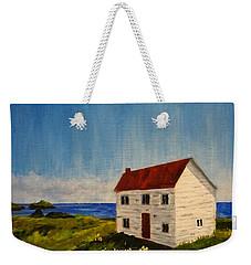 Saltbox House Weekender Tote Bag